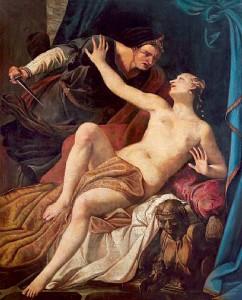 Tarquinius_und_Lucretia_von_Antonio_Bellucci